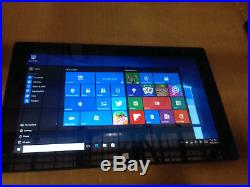 (1) Microsoft Surface Pro Tablet (1514) 1.70GHz Core i5 3317U, 128GB Win10 ent