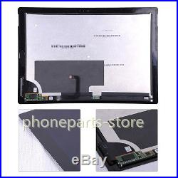 12 For Microsoft Surface Pro 3 1631 V1.1 LCD Display Touch Screen Digitizer