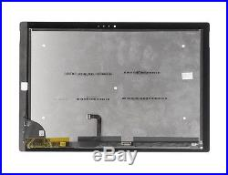 12 Microsoft Surface Pro 3 1631 V1.1 LCD Touch Screen Assembly Replacement