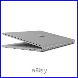 13.5 Microsoft Surface Book 2 512gb SSD Core I7-8650u 1.9ghz 16gb RAM GTX 1050
