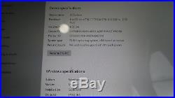 2017 Microsoft Surface Pro 256GB i7-7660U 8GB + Pen, TypeCover Warranty