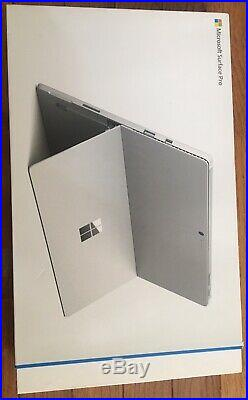 BRAND NEW Microsoft Surface Pro 4 128GB With Keyboard+Cover BundleNO RESERVE