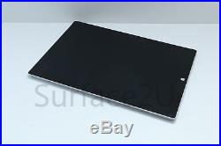 BUNDLE Microsoft Surface Pro 3 128GB Wi-Fi 12in Silver with Type Cover Free Ship