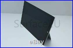 BUNDLE Microsoft Surface Pro 3 i5 8GB 256GB 12 Windows 10 with Type Cover Charger