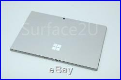 BUNDLE Microsoft Surface Pro 4 Win 10, m3 128GB 12.3in with Type Cover & Charger