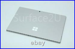 BUNDLE Microsoft Surface Pro 4 i5 256GB 8GB RAM with Type Cover Keyboard & Charger