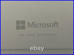 Barely used! Microsoft Surface Pro 5th Gen Model # 1796 i5 2.6ghz, 16GB, 256 SSD