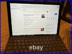 Black Microsoft Surface Pro 6 8GB RAM, 256GB SSD Excellent Condition
