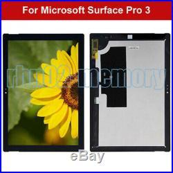 Für Microsoft Surface Pro 3 1631 LCD Touch Digitizer Baugruppe 21601440 RHN02