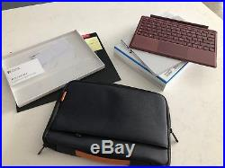 LOADED Microsoft Surface Pro Core i7,1TB SSD, 16GB RAM, Signature Type Cover
