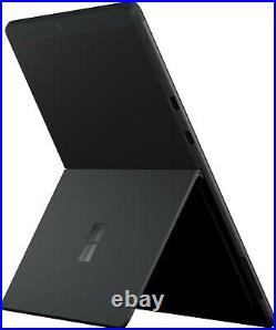 Latest Surface Pro X SQ2 13 16GB RAM 256GB SSD WiFi 4G LTE Matte Black