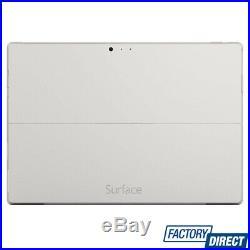 MICROSOFT SURFACE PRO 3 12 INTEL CORE i7 256GB 8GB RAM TABLET WINDOWS 10 TAB