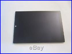 MICROSOFT SURFACE PRO 3 64GB SSD / CORE i3 / 4GB 12in WINDOWS 8 GREAT 104