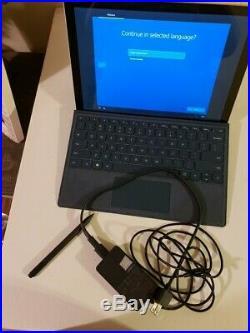 MICROSOFT SURFACE PRO 6 12.3 Core i7 8GB RAM 256 GB SSD PLATINUM 8TH GEN I7