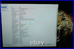MICROSOFT SURFACE Pro 3 CORE i5 256GB SSD 8GB RAM Win10Pro + BACKLIT KEYBOARD