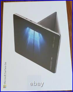 MS Surface Go 4G LTE 8GB 128GB 10 Win 10 Pro Silver QE5-00001 No KB No Pen