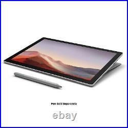 Microsoft 12.3 Multi-Touch Surface Pro 7 i3-1005G1 128GB SSD 4GB RAM Platinum