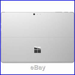Microsoft 12.3 Surface Pro 4 128GB i5 Multi-Touch Tablet (Silver) -CR5-00001