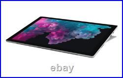 Microsoft 12.3 Surface Pro 6 -128GB 4GB Ram Intel Core M Silver Brand New