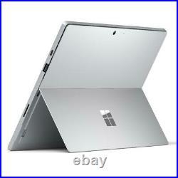 Microsoft 12.3 Surface Pro 7, i5-1035G4, 8GB RAM, 128GB SSD, Platinum Bundle
