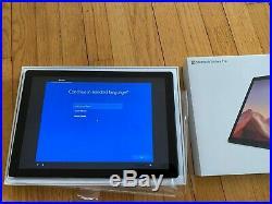Microsoft 12.3 Surface Pro 7, i7-10th Gen, 16GB RAM, 256GB SSD, Black MINT