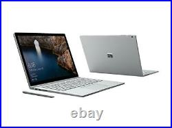 Microsoft SW6-00001 Surface Book Core i7 2.60GHz 512GB SSD 16GB 13.5 Win 10 PRO