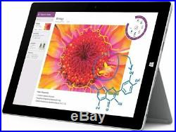 Microsoft Surface 3 10.8 FHD Touchscreen Intel x7 4GB 64GB SSD Win 10 Pro Tablet