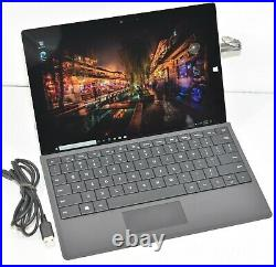 Microsoft Surface 3 1645 Atom X7-Z8700 1.6GHz 2GB RAM 32GB SSD 10.8 Win10 Pro