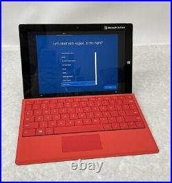 Microsoft Surface 3 1645 X7-Z8700 1.6GHz 2GB RAM 64GB SSD 10.8 Win 10 Pro