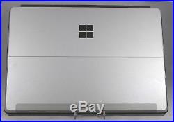 Microsoft Surface 3 1657 Tablet Verizon 128GB Win 10 Pro Bent DP Pins + Keyboard