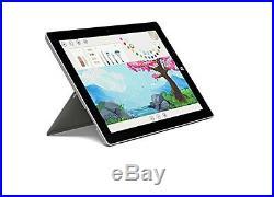 Microsoft Surface 3, 4GB RAM, 64GB SSD, Wi-Fi, 10.8in, Windows 10 PRO Silver