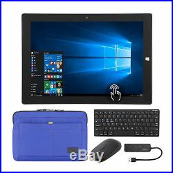 Microsoft Surface-3 Tablet 10.8 inch FHD Touch LED 4GB 64GB SSD Win10 Pro Kit