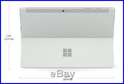 Microsoft Surface 3 Tablet PC 32GB WLAN, 10,8 Zoll, Windows 8.1PRO 7G7-00004 -NS