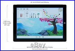 Microsoft Surface 3 Tablet PC 32GB WLAN, 10,8 Zoll, Windows 8.1PRO -DEUTSCH NS