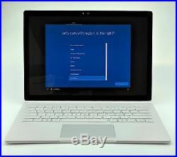 Microsoft Surface Book 13.5 128GB i5-6300U 6th Gen 8GB RAM Wins10 Pro#3MB01