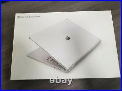 Microsoft Surface Book 13.5 32 2 in 1 Notebook. Touchscreen PixelSense