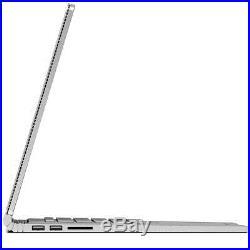 Microsoft Surface Book 13.5 Intel i5-6300U 2.4GHz 128GB SSD 8GB RAM Win 10 pro