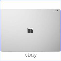 Microsoft Surface Book 13.5 Laptop (Intel Core i5 2.4GHz, 8GB Ram, 128GB SSD)