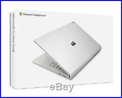 Microsoft Surface Book 13.5 Touch 2 in 1 Intel i5-6300U 128GB SSD 8GB Win 10pro