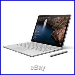 Microsoft Surface Book 13.5 Touch 2 in 1 Intel i5-6300U 256GB SSD 8GB Win 10pro