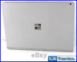 Microsoft Surface Book 13.5 i7-6600U 2.60GHz 16GB 512GB SSD Windows 10 Pro