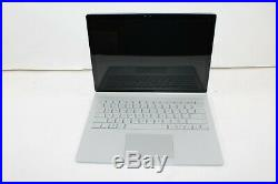 Microsoft Surface Book 1703 13.5 Touch i5-6300U 2.4GHz 8GB 256GB NVMe Win 10