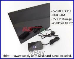 Microsoft Surface Book 1703 13.5 i5-6300U 2.4GHz 8GB 256GB W10P No Keyboard