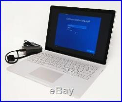 Microsoft Surface Book 2 13.5 1832 i7-8650U 1.9GHz 16GB 512GB SSD GTX 1050
