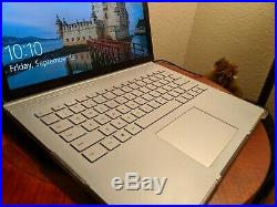 Microsoft Surface Book 2 13.5 256GB SSD, Intel Core i5 8th Gen, 3.60 GHz, 8GB