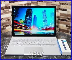 Microsoft Surface Book 2 13.5 i7-8650U16GB RAM512GB SSDGeForce GTX 1050 +Pen