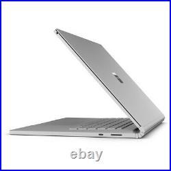 Microsoft Surface Book 2 13.5in Intel i7-8650U 1.90GHz 8GB 256GB SSD Win 10 Pro