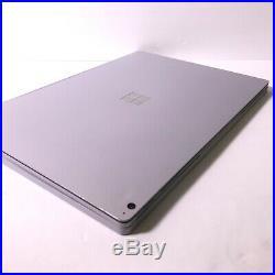Microsoft Surface Book 2 -15- 256 GB SSD 16 GB Ram i7-8650U 1.90 GHz PP25