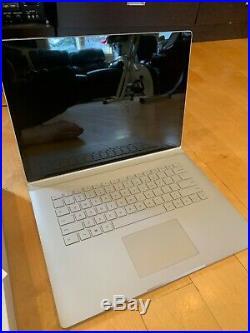 Microsoft Surface Book 2 15, Core i7 4.2Ghz 256GB SSD, 16GB RAM, NVIDIA GTX1060