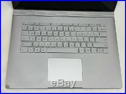Microsoft Surface Book 2 15 I7 16gb 512gb Gtx 1060 Fux-00001 Great Extra Dock